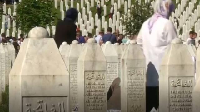Srebrenitsa Şehitliği'ne defnedilen tek hristiyan: Rudolf Hren