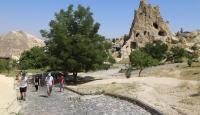 Kapadokya'yı normalleşme döneminde yaklaşık 17 bin turist gezdi
