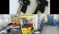 Dürüm tartışmasının ardından restorana silahlı baskın düzenleyen 7 şüpheli tutuklandı