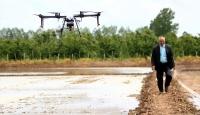 Tarım alanları ZİHA ile havadan ilaçlanacak