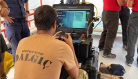Van'da kaybolan teknenin yeri tespit edildi