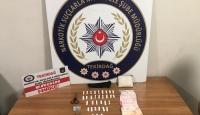 Tekirdağ'da uyuşturucu operasyonunda 5 kişi yakalandı