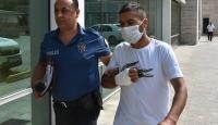 Samsun'da 2 aile hekimini darbettiği iddia edilen şüpheli yakalandı