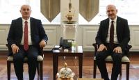 Bakan Soylu'dan Yargıtay ve Danıştay başkanlarına ziyaret
