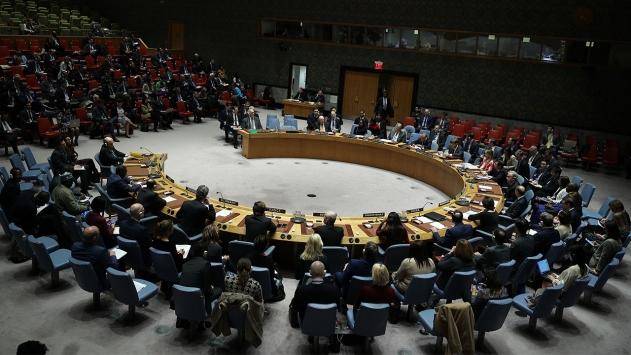 Rusyanın Suriye önerisi BMGKda reddedildi