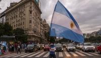 Arjantin'de bir günde 3 bin 604 yeni vaka