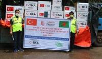 TİKA'dan Bangladeş'teki devlet hastanelerine yardımı