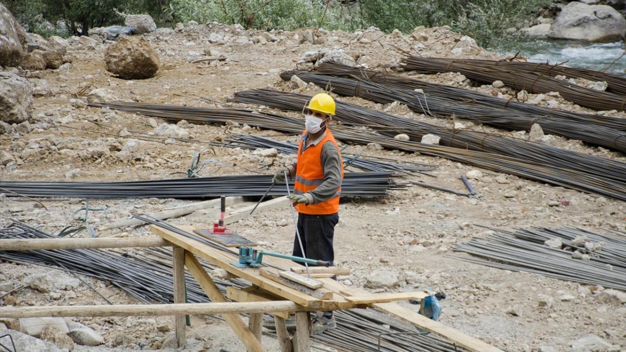 Terörün gölgesinde kalan Zümrüt Kaplıcaları tatil köyüne dönüştürülüyor