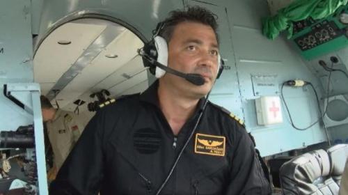 Gelibolu'daki yangına müdahale eden helikopter pilotu yaşadıklarını anlattı