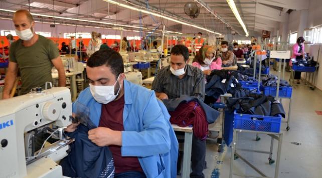 Devlet desteğiyle açılan fabrikadan 25 ülkeye ihracat