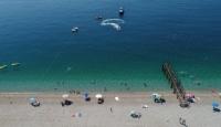 Antalya'yı bir haftada 27 bin yabancı turist ziyaret etti