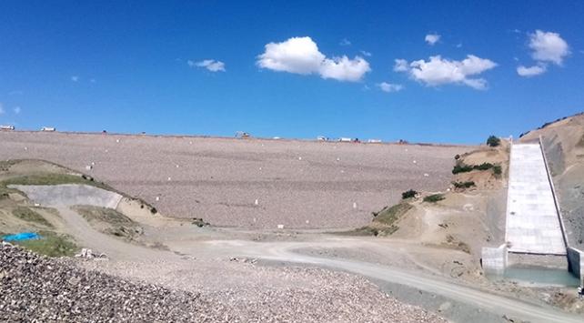 Kanatlı Barajı yılda 79,1 milyon liralık katkı sağlayacak