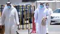 Suudi Arabistan'da can kaybı 2 bin 100'e ulaştı