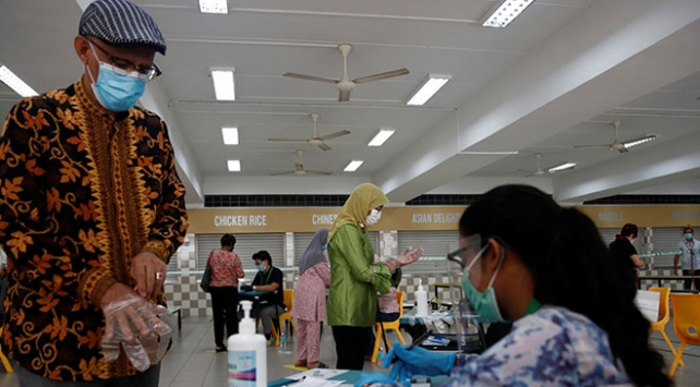 Singapurda genel seçimler virüs gölgesinde yapılıyor