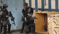 İsrail güçlerinin saldırısında bir Filistinli yaralandı