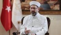 Diyanet İşleri Başkanı Erbaş: Ayasofya asli hüviyetine kavuşmuştur