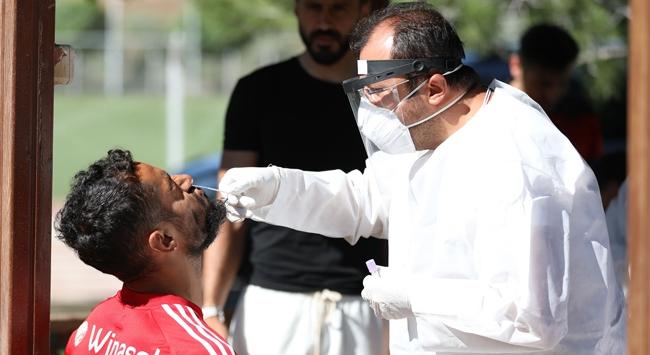 Sivassporda koronavirüs rastlanmadı