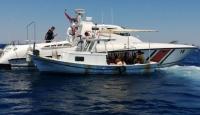 Sahil Güvenlik 60 sığınmacıyı kurtardı