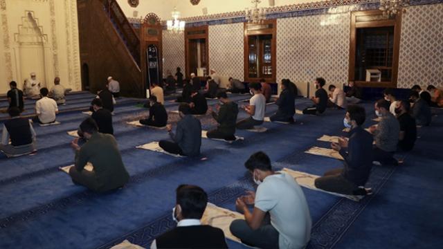 81 ilde Ayasofya için şükür duası