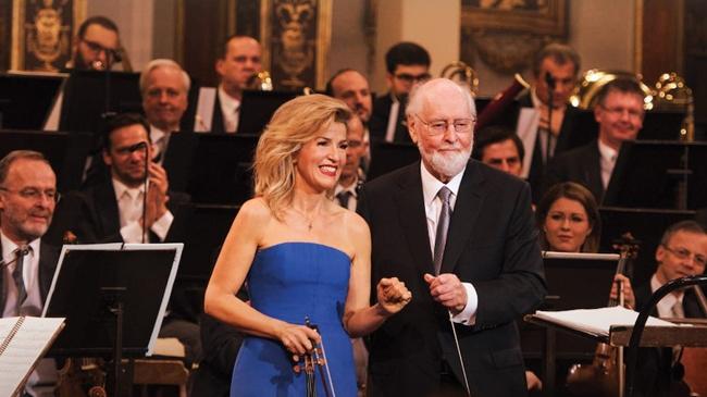 John Williams Viyana'da Konseri TRT 2'de