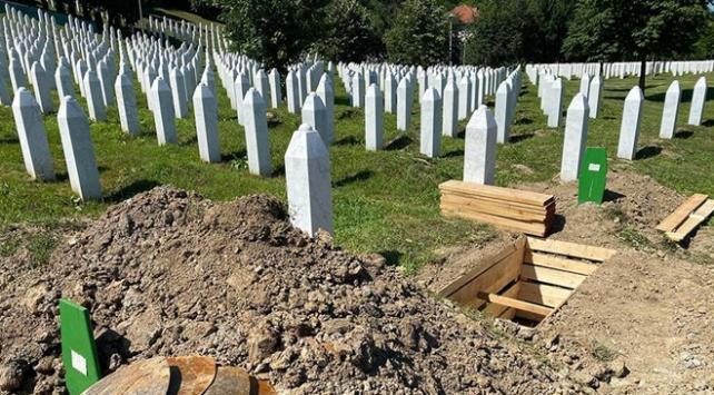 Potoçaride 9 soykırım kurbanı daha toprağa verildi