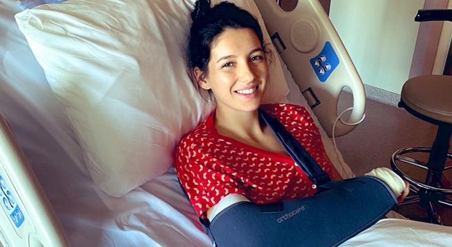 Milli tenisçi İpek Soylu ameliyat edildi