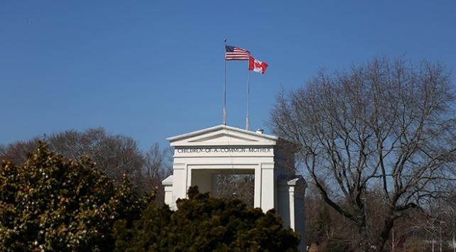 ABD Kongresi üyelerinden Kanadaya sınırı açın mektubu