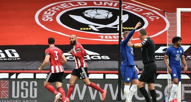 Sheffield United Chelseayi bozguna uğrattı