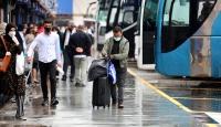 İstanbul'da şehirlerarası otobüs seferi sayısı günde 1150'ye çıktı