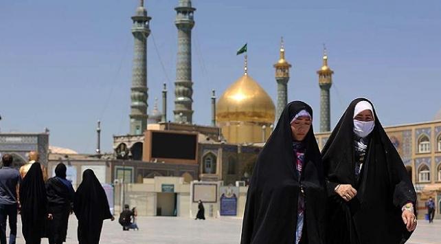 İranda son 24 saatte 194 kişi koronavirüsten öldü