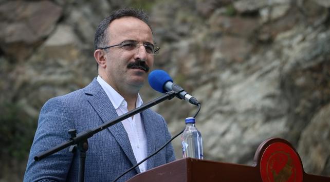 İçişleri Bakan Yardımcısı İsmail Çataklı: Terör örgütlerinin devri kapandı