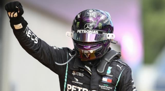 Formula 1in Avusturya ayağında zafer Hamiltonun