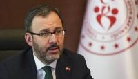 Bakan Kasapoğlu: Pandemi sürecinde 75 bin vatandaşı yurtlarda ağırladık