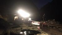 Artvin'de sele kapılan kişi hayatını kaybetti