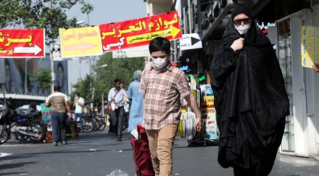 İranda 203 kişi daha koronavirüsten öldü