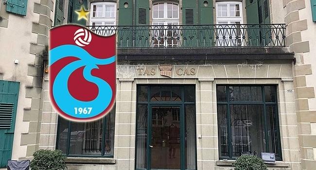 Trabzonsporun CAStaki umudu arttı