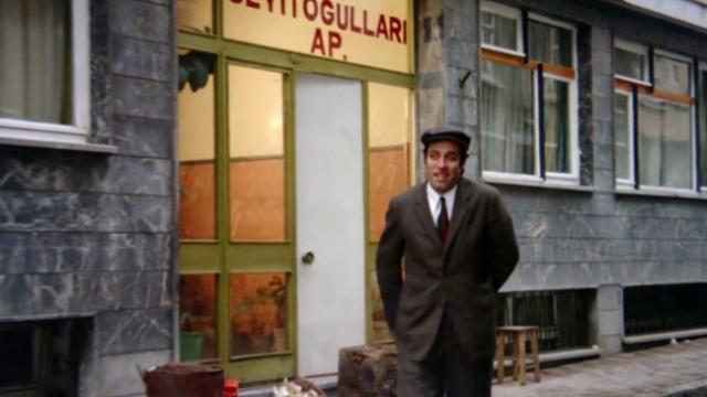 """Yeşilçam klasiklerini yaşatan sokak için """"Kemal Sunal"""" önerisi"""