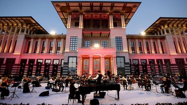 '15 Temmuz Destanı' senfonik konser ile Külliye'de yankılanacak