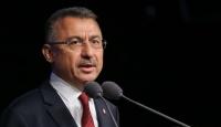 Cumhurbaşkanı Yardımcısı Oktay, Ermenistan'ın Azerbaycan'a saldırısını kınadı