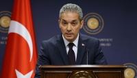Dışişleri Bakanlığı Sözcüsü Aksoy'dan Borrell'in açıklamalarına tepki