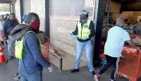 Güney Afrika Cumhuriyeti'nde COVID-19 vaka sayısı 290 bine yaklaştı