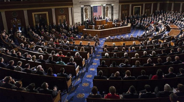 ABDdeki Türklerden, FETÖ elebaşı Gülenin iadesi için Kongreye çağrı