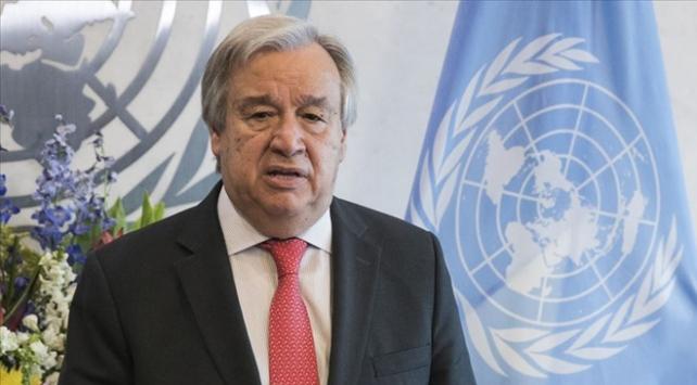 BMden Azerbaycan ve Ermenistana gerginliği azaltma çağrısı