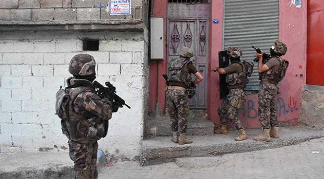 Gaziantepte PKK/KCK operasyonu: 33 gözaltı