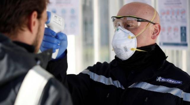Belçikada son 24 saatte 74 yeni COVID-19 vakası tespit edildi