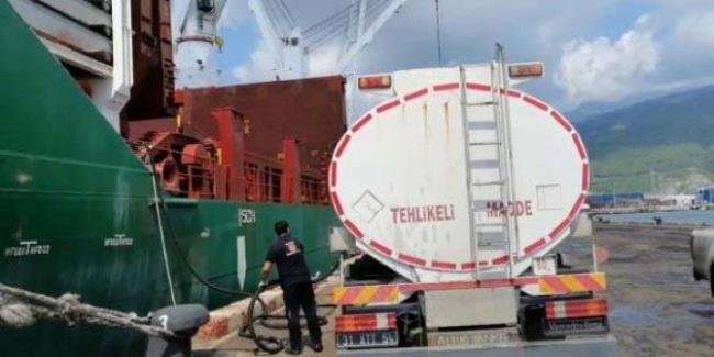 Hatayda 47 ton kaçak akaryakıt ele geçirildi