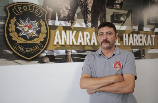 15 Temmuzda Jandarma Genel Komutanlığı önünde yaralanan polis Recai Tuna:
