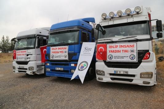 Türk hayırseverlerin yardımları mazlumların bayram sofrasına bereket katacak