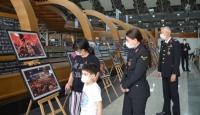 İstanbul Havalimanı'nda 15 Temmuz fotoğrafları sergisi açıldı