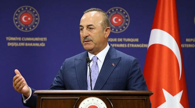 Bakan Çavuşoğlu: ABnin kınama sözcüğünü reddediyoruz